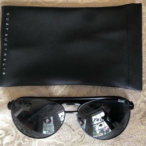 Accessories - Quay Aviator Sunglasses